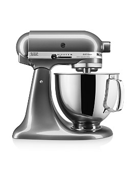 KitchenAid - Artisan Series 5-Quart Tilt-Head Stand Mixer #KSM150PS