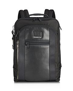 Tumi Alpha 2 Leather Hanging Travel Kit  1f734d05becaa