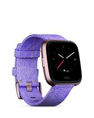 FITBIT Versa Special Edition Smartwatch in Lavender