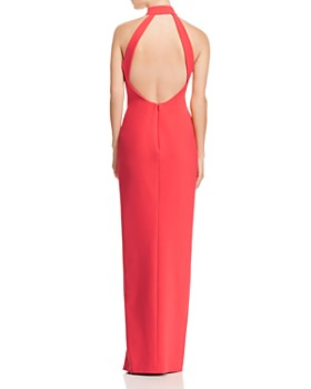 LIKELY - Jennings Mock-Neck Gown