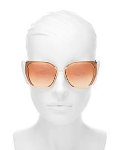 Dolce&Gabbana - Women's Square Sunglasses, 56mm