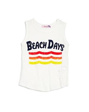 Play Six Girls Beach Days Tank  Little Kid