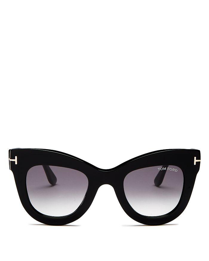 f72430dadd7 Tom Ford - Women s Karina Cat Eye Sunglasses