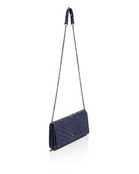 Botkier - Soho Quilted Leather Chain Wallet