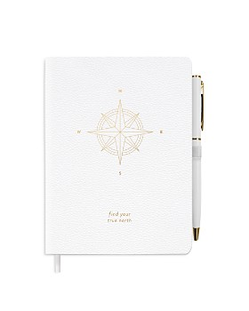Fringe - Studio True Nature Compas Journal and Pen Set