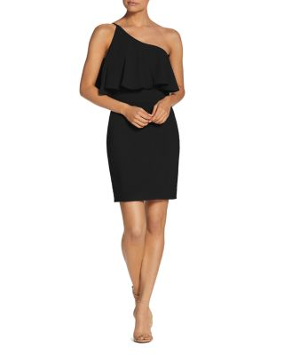 Sabrina One Shoulder Dress by Dress The Population