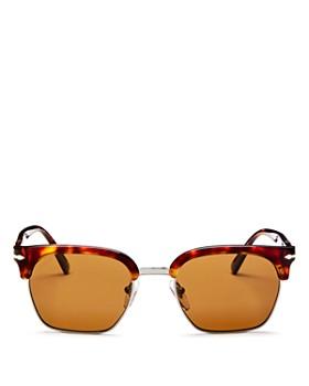 613fd7b9ae9 Persol - Men s Low Base Polarized Square Sunglasses