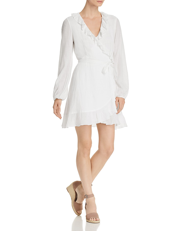 Shawna Dress In White. Shawna Vestido De Blanco. - Size Xs (also In L,m,s) Paige - El Tamaño De Xs (también En L, M, S) Paige