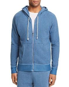 M Singer Classic Zip Hooded Sweatshirt - 100% Exclusive - Bloomingdale's_0