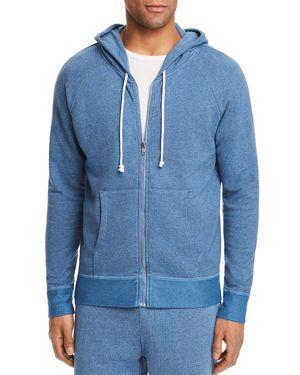 M SINGER Classic Zip Hooded Sweatshirt - 100% Exclusive in Yale Blue