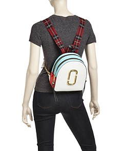 MARC JACOBS - Pack Shot Mini Backpack
