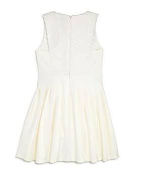 Bardot Junior - Girls' Miami Eyelet Fit-and-Flare Dress - Little Kid