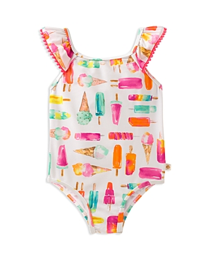 kate spade new york Girls Ice CreamPrint Swimsuit  Baby