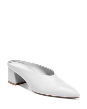Vince - Vince Women's Ralston Leather Mules