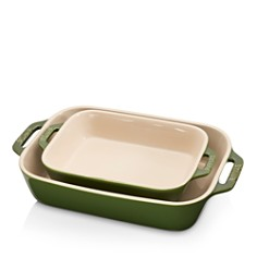 Staub Ceramic Rectangular Baking Dish 2-Piece Set - Bloomingdale's_0