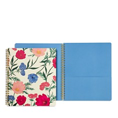 kate spade new york Large Spiral Blossom Notebook - Bloomingdale's_0