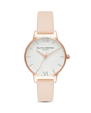Olivia Burton White Dial Watch, 30mm