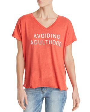 Wildfox Adulthood Graphic Tee
