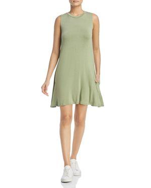 Elan Sleeveless A-Line Dress