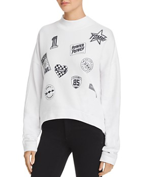 Tommy Jeans - Badge Graphic Sweatshirt