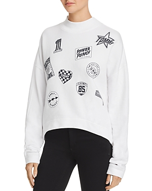 Tommy Jeans Badge Graphic Sweatshirt