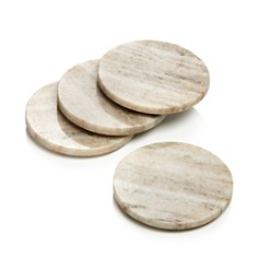 Hudson Park Collection Marble Coasters, Set of 4 - 100% Exclusive - Bloomingdale's_0