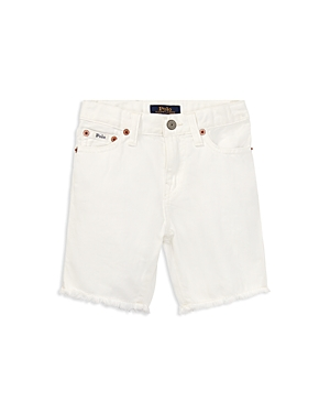 Polo Ralph Lauren Boys Denim Shorts  Little Kid