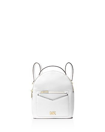 6537814bac1d MICHAEL Michael Kors Jessa Small Convertible Leather Backpack ...