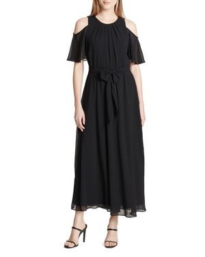 Calvin Klein Cold-Shoulder Maxi Dress 2969502