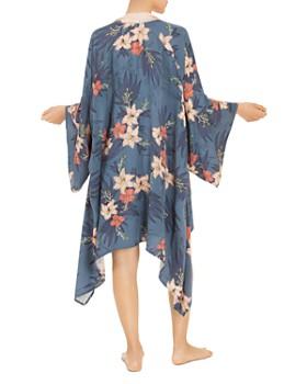 Midnight Bakery - Aloha Floral Kimono