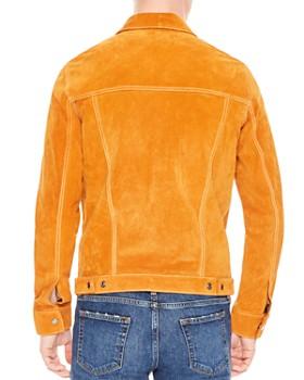 Sandro - Suede Jacket