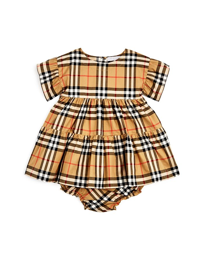 dd03a0398972 Burberry Girls' Alima Vintage Check Dress & Bloomers Set - Baby ...