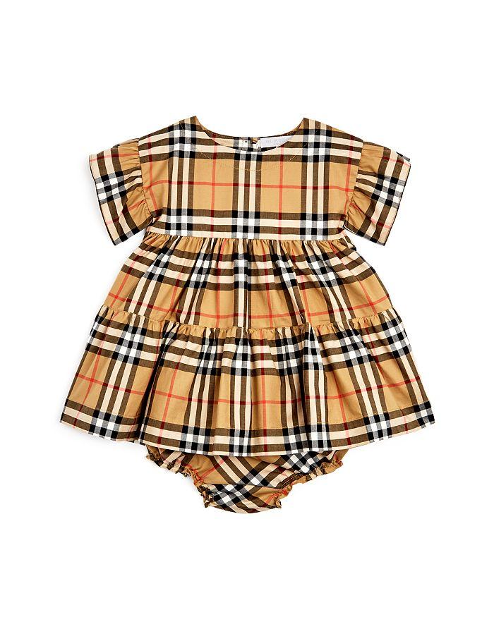 f93556f93c7 Girls' Alima Vintage Check Dress & Bloomers Set - Baby