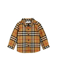 Burberry Boys' Fred Vintage Check Shirt - Baby - Bloomingdale's_0