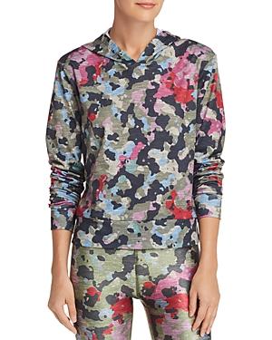 Terez Camo Hooded Sweatshirt