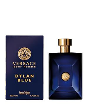 Versace Pour Homme Dylan Blue Eau de Toilette 6.7 oz.