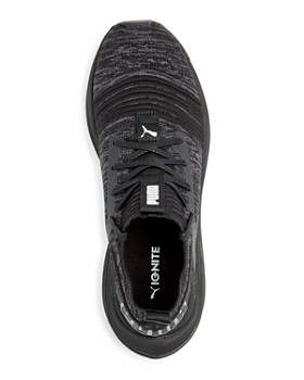 PUMA - Men's Ignite Limitless SP Evoknit Lace Up Sneakers
