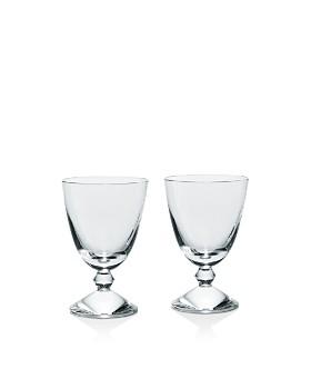Baccarat - Vega Water Glass, Set of 2