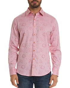 Robert Graham - Gilberts Floral Regular Fit Button-Down Shirt