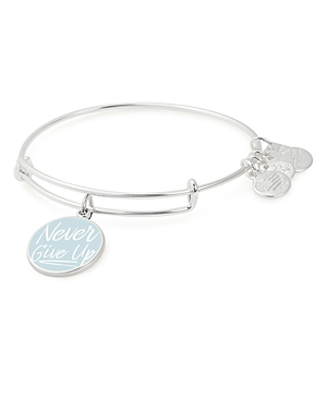 Alex And Ani ALEX AND ANI NEVER GIVE UP EXPANDABLE BRACELET
