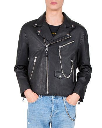 ead0cd6c8c6 The Kooples Panther Biker Jacket | Bloomingdale's