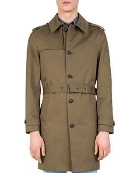 The Kooples - Gabardine Trench Coat