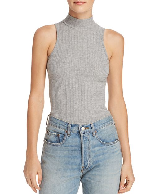 ATM Anthony Thomas Melillo - Mock-Neck Sleeveless Top