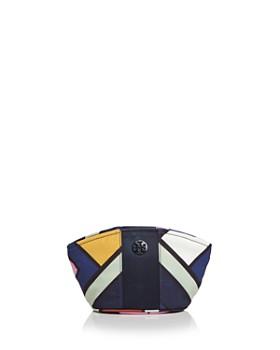 b6c810f1fe34 Tory Burch - Small Nylon Dome Cosmetic Case ...