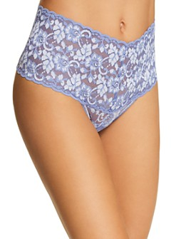 Hanky Panky - Cross-Dye Retro Thong
