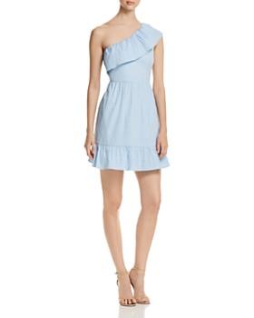Vero Moda - Sia One-Shoulder Dress