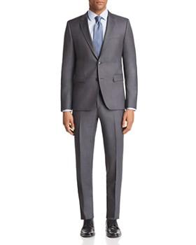 HUGO - Astian/Hets Slim Fit Birdseye Suit Separates