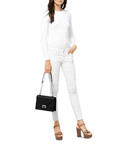 MICHAEL Michael Kors - Whitney Large Leather Shoulder Bag
