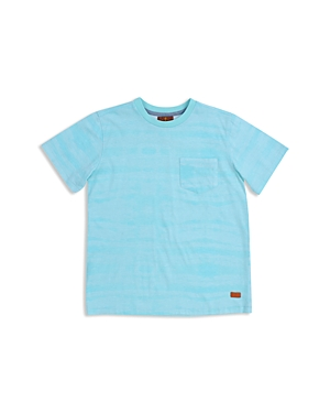 7 For All Mankind Boys TieDyed Pocket Tee  Little Kid