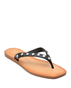 Dolce Vita - Women's Clyde Studded Thong Sandals